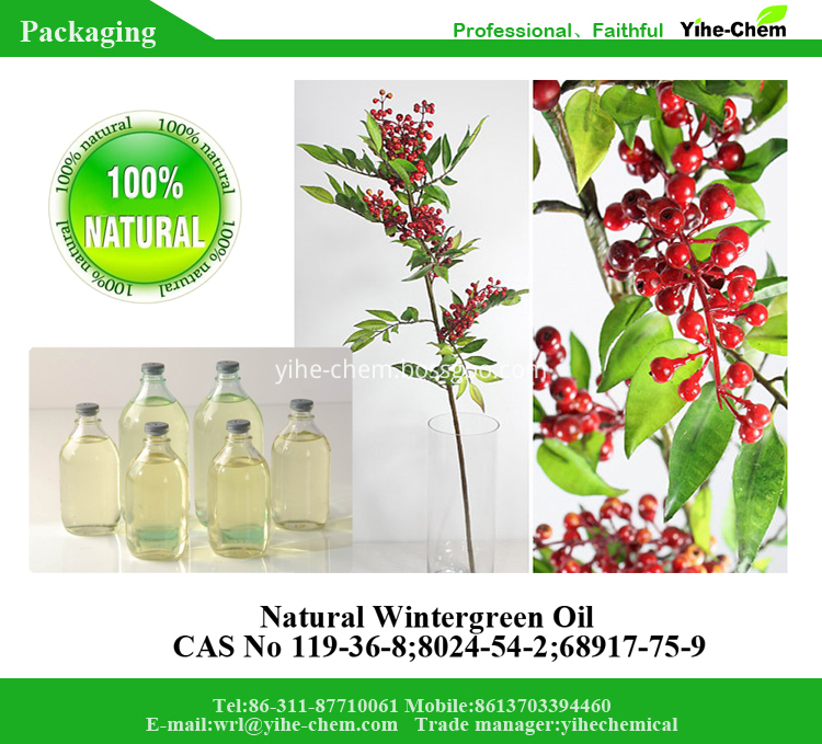 Natural Wintergreen Oil