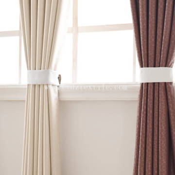 soft touching window curtain