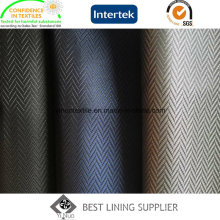 100 Polyester Jacket Lining Fabric