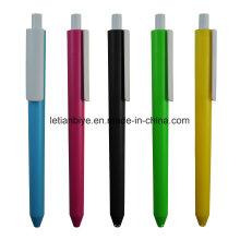 Pluma del regalo de la promoción barata de Simple Design Company (LT-C756)