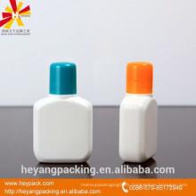 Bouteille en plastique plastique plastique 25ml pour savon liquide