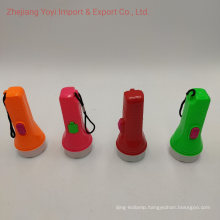 FC-A626 Cost-Effective Button Cell Battery Plastic LED Mini Torch Light