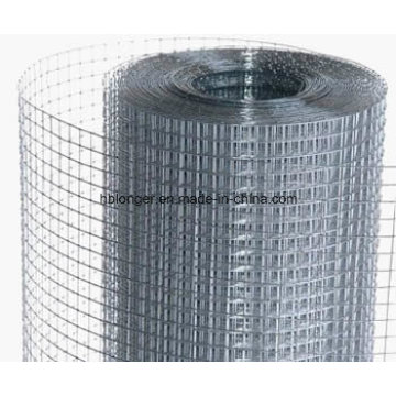 China Galvanized Welded Mesh/Welded Wire Mesh for Construction