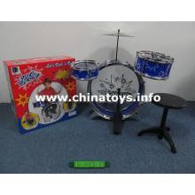 Tambor de jazz com cadeira, brinquedo musical (147408)