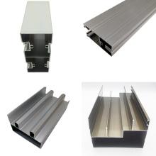 Profilé d'extrusion en aluminium du cadre de la porte coulissante