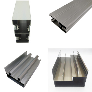 Sliding window door frame aluminum extrusion profile