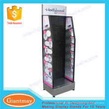 retail shop tiara pegboard hanging trinket display stands