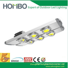 HOMBO Super lumineux LED Street Lights 80W ~ 300W Aluminium LED Lampe de rue 5 ans Garantie Waterproof Outdoor Lights