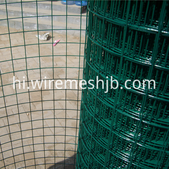 PVC Coated Welded Wire Fencing