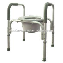 Aluminium Kommode Stuhl
