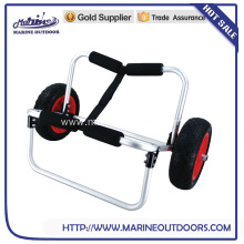 China top ten selling products 150 lbs aluminum kayak trolley from alibaba shop