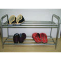 High quality solid wood shoe rack