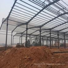 Construcción de marcos estructurales empresas de acero estructural