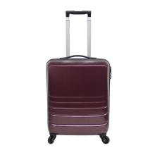 2018 populära läderarmaterial bagageuppsättning