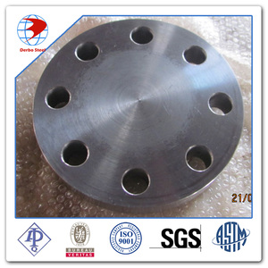 2 IN 150LB flange cego RF A182 F304L