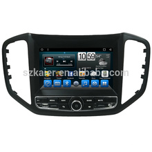 Factory android 8 car dvd player for Chery Tiggo 5 with audio radio multimedia gps navigation Wifi Camera