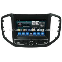 Fábrica de android 8 carro dvd player para Chery Tiggo 5 com rádio de áudio multimídia navegação gps Câmera Wifi