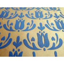 Pastéis de espuma de alta qualidade para impressão de tela têxtil da fábrica