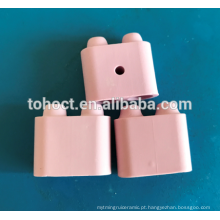 Grânulo cerâmico industrial dos grânulos da alumina de 95% 99% para a almofada de aquecimento