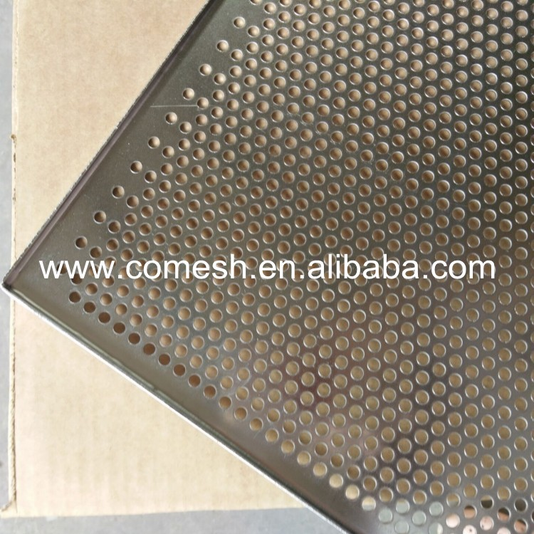 304 Stainless Steel Perforated Drying Tray
