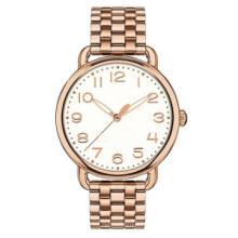 Reloj de pulsera para mujer Chapado en oro rosa