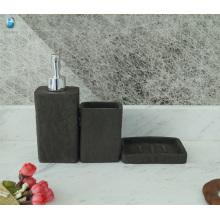 Fashional accesorios de baño hogar al por mayor baño ecológico conjunto sanitario