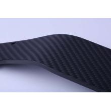 Части рамы из углеродного волокна OEM 3K с ЧПУ