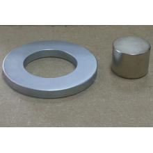 Постоянный кольцевой магнит Неодимовый железный бор