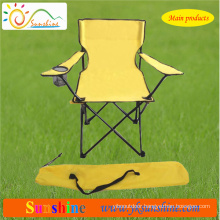 Xy-108 Outdoor Armrest Folding Camping Chair with 210d Carrying Bag