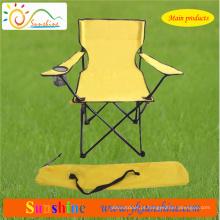 Xy-108 Outdoor Braço Folding Camping Chair com 210d Bolsa de Transporte