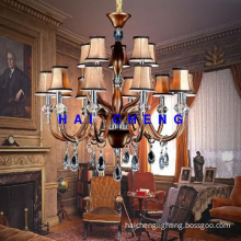 European glass crystal chandelier & pendant lighting