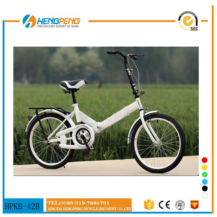 24 Size Kids Foldable Bicycle for 12 to 15 Years