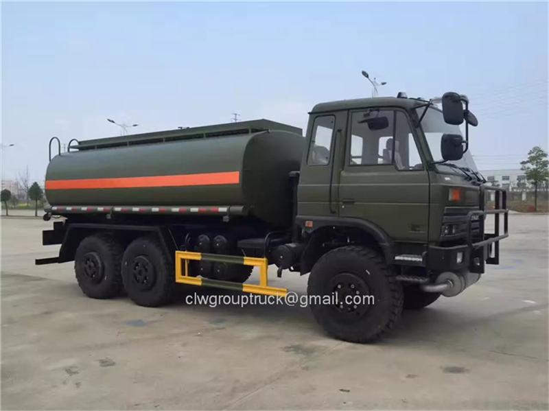 Fuel Tank Truck 6