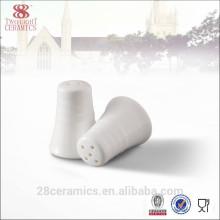 Porzellan Gewürze Salzstreuer, Keramik Salz und Pfefferstreuer / Salz und Pfeffer Flasche