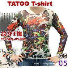 2016 heißeste Damen Tattoo T-Shirt