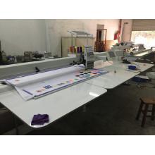 2016 sola cabeza máquina de bordar 1500 * 1000 tamaño con la más nueva tecnología