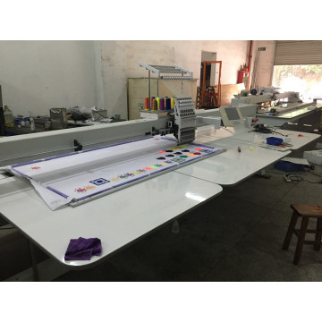 2016 Single Head Embroidery Machine 1500*1000 Size with Newest Technology