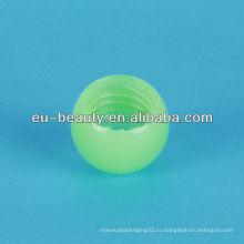 Пользовательский круглый пластиковый косметический колпачок