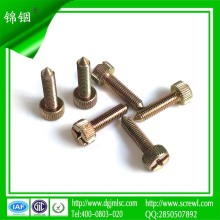 Combo Fillister Head Tip Screw Machine Screw