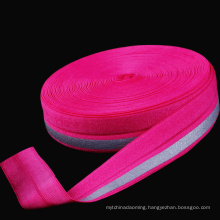 high visible sew on glow in the dark ribbon