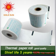 Sensitive to Heat and Color ATM Thermal Paper