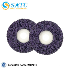 Preço de fábrica abrasivo flexível 80 grão flap disco para polimento