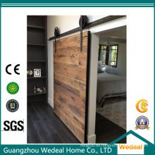 Puerta corredera de madera interior para uso residencial