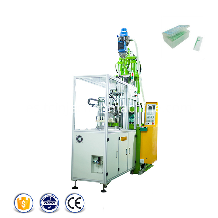 Floss Pick Injection Machine