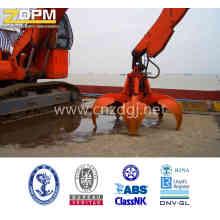 Grab excavatrice hydraulique Kimbe Peel pour le levage
