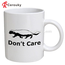Wholesale high quality cheap ceramic milk mug