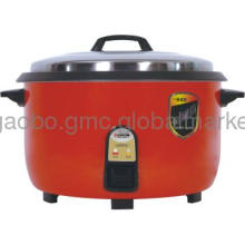 35 Cups Drum Shape, energy-saving and Big Red Commercial Rice Cooker