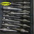 Kundenspezifische kosmetische Formkomponenten CNC-Drehbearbeitung