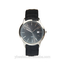 High quality cheap price leather men watch boxes cases