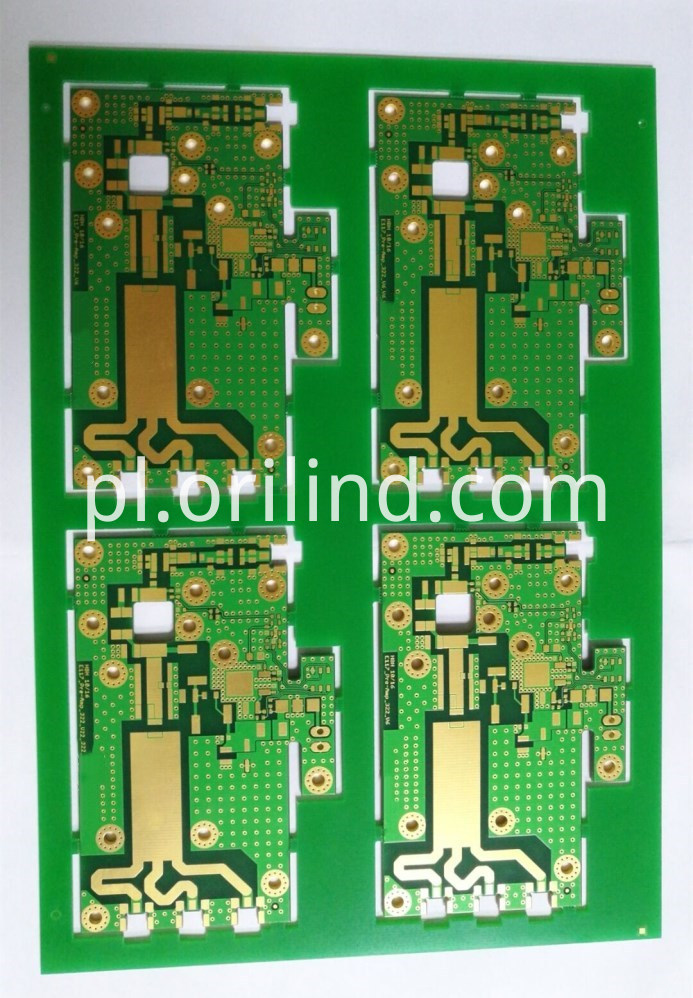 Multilayer mixed material circuit board